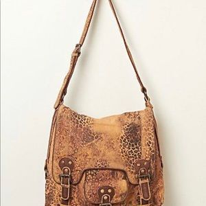 Old Gringo Free People Leopardito bag